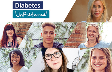 Learning from shared diabetes experiences